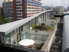 oma roofscape japan - Google Search