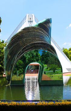 The botanical garden in Adelaide #travel #Australia #smileshare