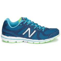 New Balance Sneakers Women's Blue White W590