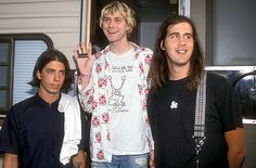So, guys..Nirvana just got nominated for the rock 'n roll hall of fame. Firstly, I'm going to to cry at the induction ceremony, for sure. Secondly, Finally! <3 I love you Nirvana. Thank you for making my life easier, and not so sad when I feel like just balling my eyes out. You truly have changed my life. Nirvana forever. <3 Anyone else?(':