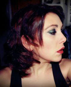 Aisha mas que un -arte: Maquillaje Ahumado