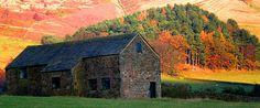 Peak District Cottage #dailyshoot # Edale