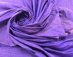 Crepe Fabric, Drapery Fabric, Silk Bedding, Wedding Fabric, Etsy Shipping, Fabric Swatches, Stretch Fabric, Purple, Easter Decor
