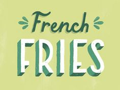 French Fries | Lauren Horn