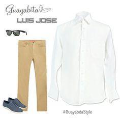 Outfit with Guayabita LUIS JOSE