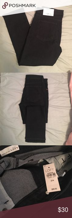 LOFT jeans Size: regular 27 LOFT Jeans