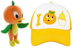 Did you see any fresh picked Orange Bird Merchandise that's a must have for Spring? The die-cut Orange Bird purse is definetly on my list of Spring must have ac Disney World Resorts, Disney Parks, Orange Bird, Disney Springs, Disney Merchandise, Tweety, Vibrant, Plush, Disney Shopping