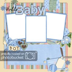 Free digi scrapbook Quick Page Scrapbook Templates, Scrapbook Sketches, Scrapbook Cards, Scrapbook Layouts, Scrapbook Albums, Baby Boy Scrapbook, Wedding Scrapbook, Digital Scrapbooking Freebies, Scrapbooking Ideas