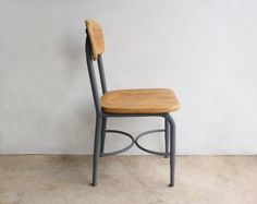 Vintage Childs Heywood Wakefield Chair, Mid Century Modern Furniture on Etsy, $60.00  I had a chair exactly like this when I was little.