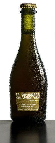 26-12-2014 - La mejor cerveza del mundo es española   PUES SI EL SOCARRAT DE LA PAELLA ES LO MEJOR CON UNA CERVEZA COMO ESTA...