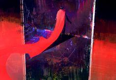 ArtStation - Doctor Strange / The Dark Dimension, Alexander Mandradjiev