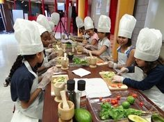 Family Culinary Series: Kids Cook Thanksgiving I Wayne, Pennsylvania  #Kids #Events