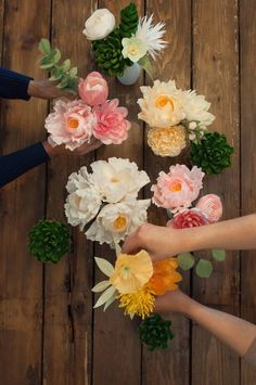 Lookbook: blooms, bouquets, and ideas