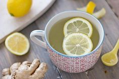 I use magnesium to help prevent migraines and my favorite magnesium supplement is Natural Calm. This Lemon Ginger Tea recipe is a great way to prepare it! Shot Recipes, Tea Recipes, Smoothie Recipes, Smoothie Diet, Ginger Lemon Tea, Ginger Detox, Natural Calm, Vegetarian Recipes, Healthy Recipes