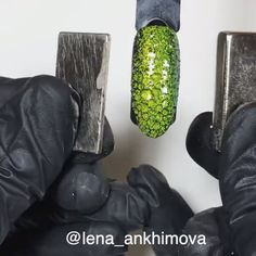 Christmas Tree Nail Art Video Tutorial, 16 Cute Easter Nail Designs - Best Easter Nails and Nail Art for Inspiration Nail Art Designs Videos, Nail Design Video, Nail Art Videos, Nails Design, Nail Art Hacks, Nail Art Diy, Christmas Tree Nail Art, Bubble Nails, Easter Nail Designs