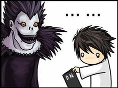 Image result for death note gif
