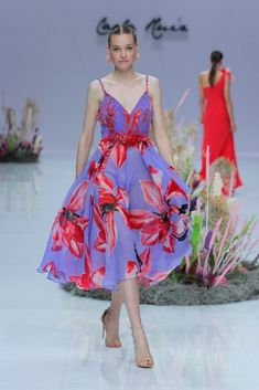 Party Dresses / Carla Ruiz (CR collection fashion show barcelona, medium Cute Dresses, Summer Dresses, Party Dresses, Stunning Wedding Dresses, Dress Codes, Bridal Style, Fashion Show, Gowns, Bride