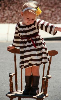 McKinley would be so cute in this!