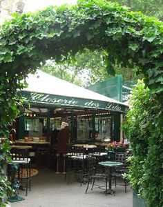 La Closerie des Lilas, Paris, France ~ Hemingway's hangout
