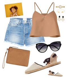 """""""Light"""" by uniqueclever on Polyvore featuring Frame, TIBI, Status Anxiety, La Perla, Lord & Taylor, A Weathered Penny, Marni and Kate Spade"""