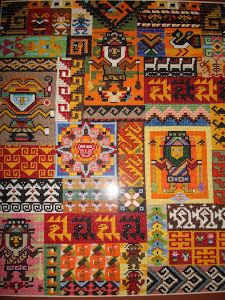 Love the traditional style at rugs