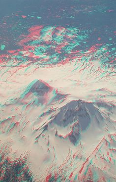 Anaglyph, Stereoscopic, 3D