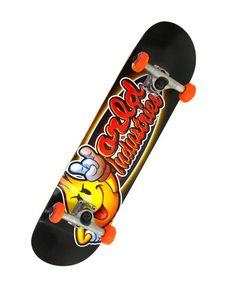 Complete Skateboard World Industries Skateboarding World