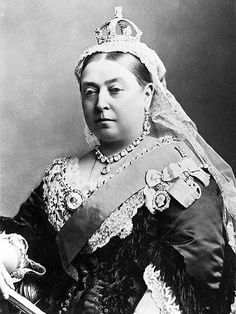 QUEEN VICTORIA'S CORONET  Made in 1870 for Queen Victoria, the tiny crown stands about 3 inches tall and was designed to be worn atop the mourning veil she donned following the death of her beloved husband, Prince Albert.