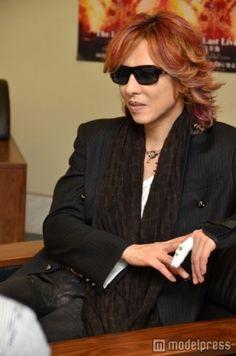 X JAPAN・YOSHIKI、ファッション・生活・女性について語る モデルプレス独占インタビュー - モデルプレス