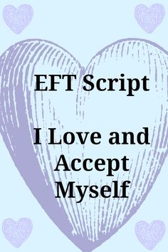 Acupressure Weight Loss EFT love and accept myself - EFT Script for self love More - I encourage you to use this EFT script I deeply and completely love and accept myself regularly, even daily. Self love if key to feeling great. Eft Technique, Become A Yoga Instructor, Acupuncture For Weight Loss, Eft Tapping, Massage Benefits, Self Acceptance, Self Help, Positivity, Selfie