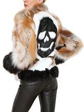 Philipp Plein - Skull Patchwork Coat #skulls