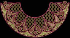 Latest Embroidery Designs For Sale, If U Want Embroidery Designs Plz Contact (Khalid Mahmood, +92-300-9406667) Design# Bekal15