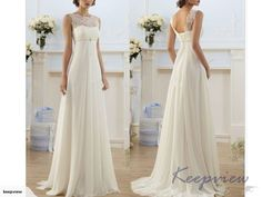 Elegant Wedding Dress A-Line Bridal Dress Size all | Trade Me