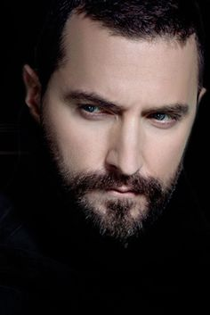 Richard Armitage. Ever since seeing The Hobbit I have a thing for hairy men with beards.