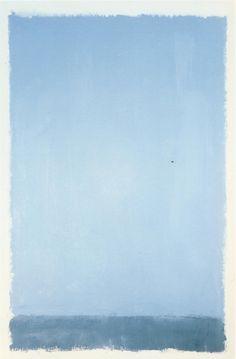 "tierradentro:  ""Untitled"", 1969, Mark Rothko."