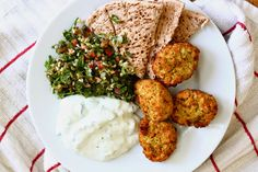 Confectionary Tales of a Bakeaholic: Let's do Lunch: Easy Falafel Pita Sandwiches