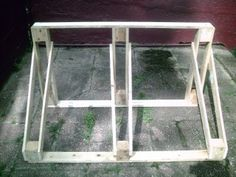 Homemade Bicycle Rack | Inkspeare
