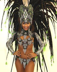 Millene Souza - Mocidade (Foto: Inácio Moraes/Gshow)