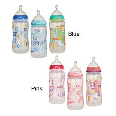 TrendLine merges trendy designs with superior NUK functionality and gives mom the ability to coordinate matching bottles pacifiers and cups. The NUK Orthodontic bottle makes baby's transition from breast to bottle and back a seamless one. Baby Alive, Bottle Feeding, Boy Blue, Orthodontics, Memorable Gifts, Baby Bottles, Shopping Hacks, Baby Accessories