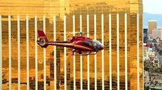 Grand Canyon e Las Vegas Strip a bordo de um helicóptero!