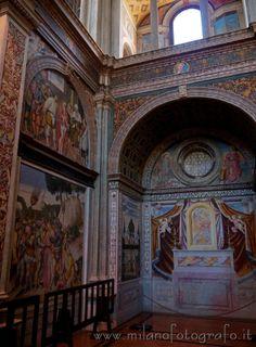 Church of San Maurizio al Monastero Maggiore  in Milan (Italy)