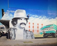 Cheech by Levi Ponce in Pacoima, CA (LP)