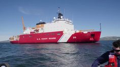 Experience the sights and sounds aboard the U.S. Coast Guard Cutter Healy ... as its commanding officer, Captain Greg B. Tlapa, takes you on visual tour of this ... polar icebreaker ... during its first cruise of 2017.