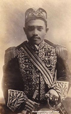 Sultan of Sulu. (The Sulu Archipelago is a chain of islands in the southwestern Philippines)