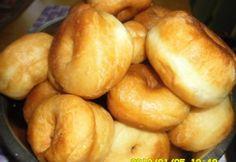 Burgonyafánk sonkával töltve Pretzel Bites, My Recipes, Hamburger, Food And Drink, Potatoes, Bread, Vegetables, Potato, Brot