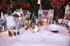 Christmas Village Setup Tips (with Pictures) | eHow