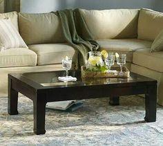 New Leaf Custom Coffee Tables®