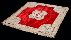 An exceptional example of an antique Hazar Tribe  silk embroidered from Ghazni region of Afghanistan 19th century.