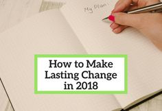 Do you know how to make lasting change in your life? Stop setting resolutions and meaningless goals and instead start changing your rituals with these tips from Tony Robbins.