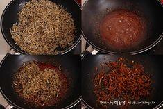 [고추장멸치볶음맛있게만드는법]고추장 멸치 볶음 만드는법 – 레시피   다음 요리 Iron Pan, Beef, Cooking, Kitchen, Recipes, Food, Meat, Kitchens, Recipies